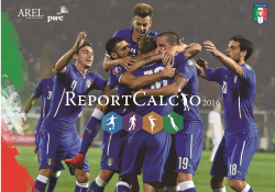 report calcio