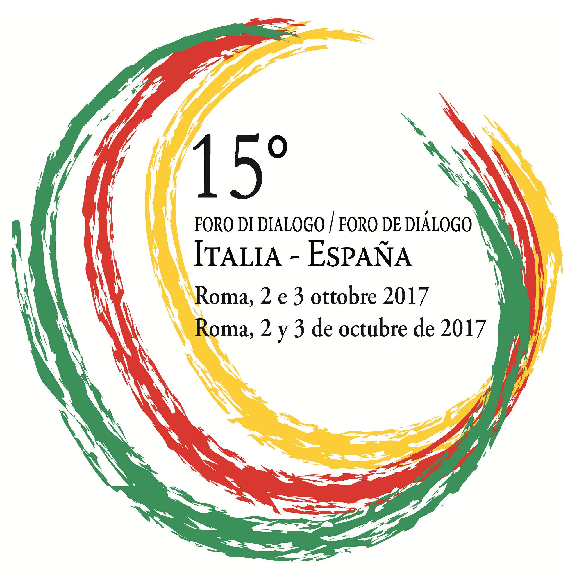 XV Foro di dialogo Italia
