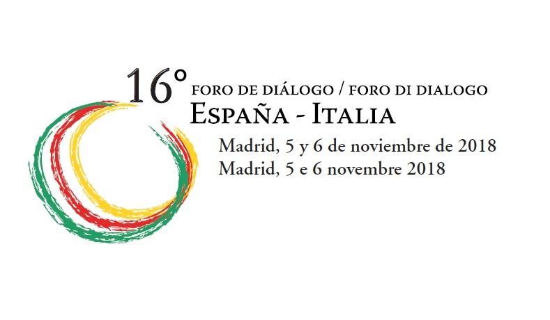 XVI FORO DI DIALOGO SPA-ITA
